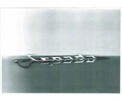 Written lamborghini espada
