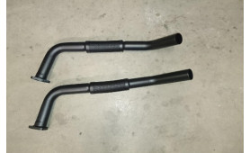 FRONT EXHAUST MASERATI 3500 GT