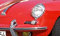 Pezzi di ricambio per Porsche classiche